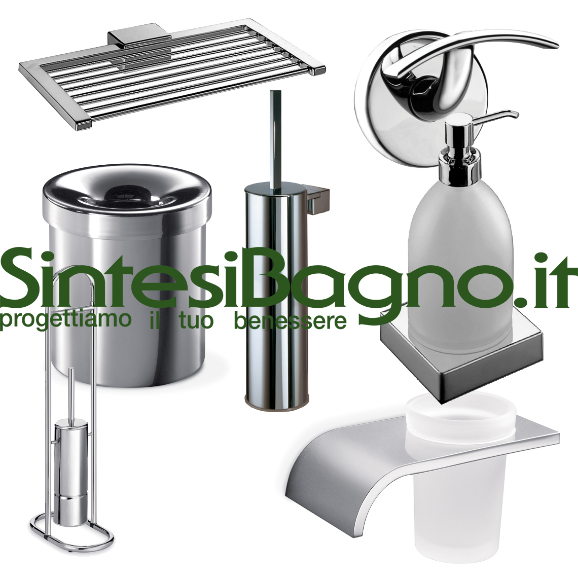Catalogo Inda Accessori Bagno.Sintesibagno It Accessori Accessori E Complementi Per L